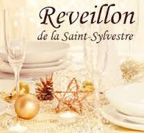 A table pour le reveillon de la St Sylvestre!
