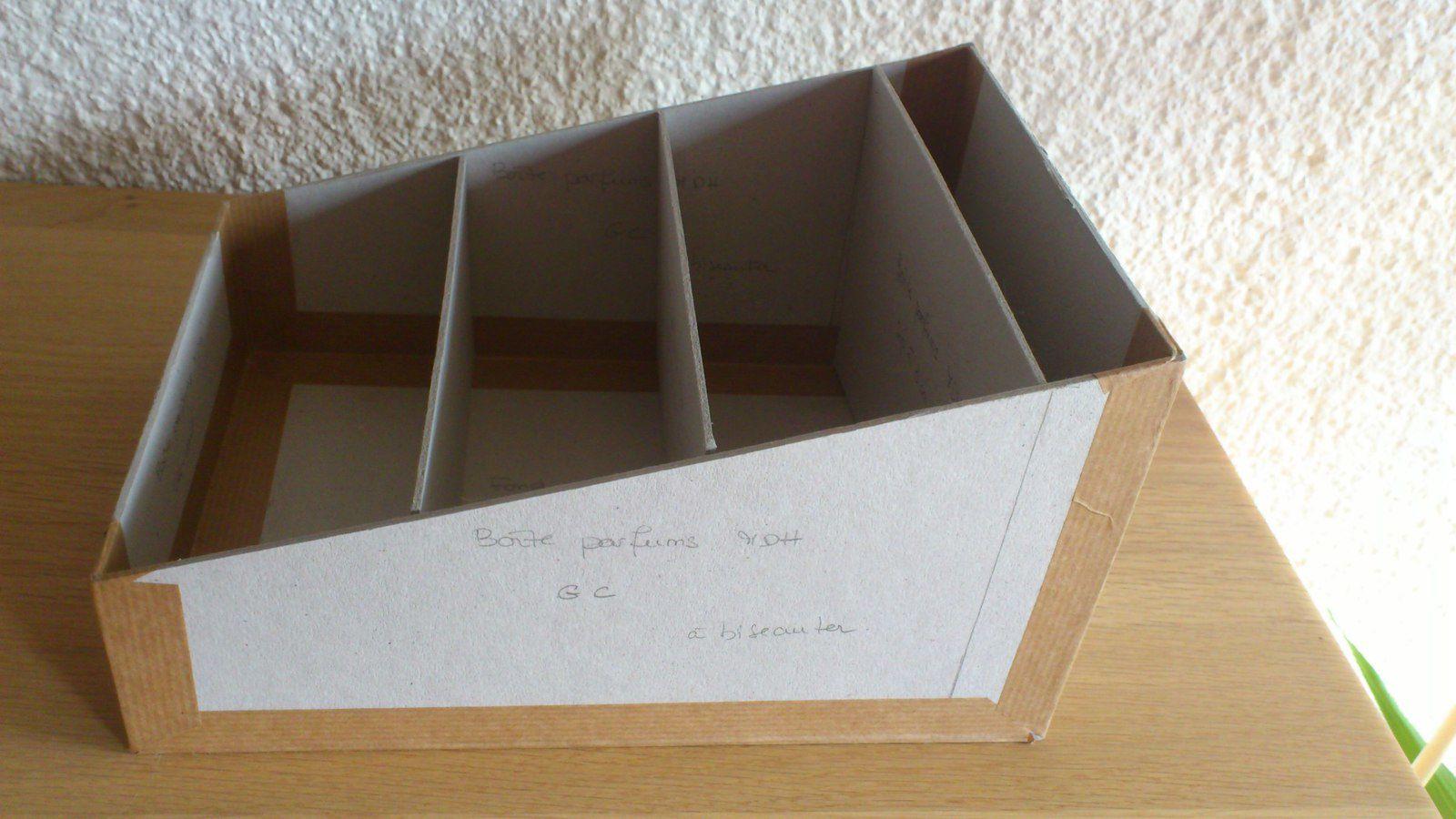 Vernis et parfums ... en boîte