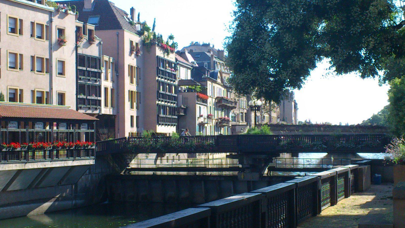 Un bel été à Metz