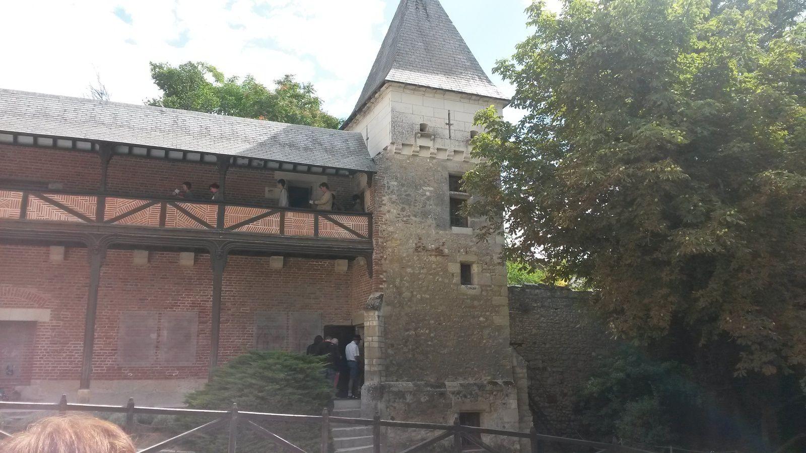 J3 : Château du Clos Lucé, Parc Leonardo da Vinci