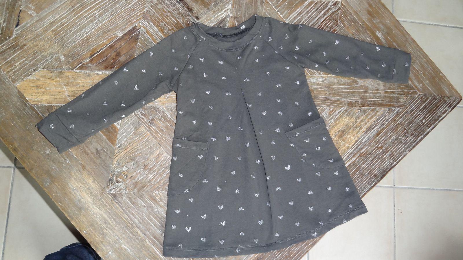 une petite robe ki brille