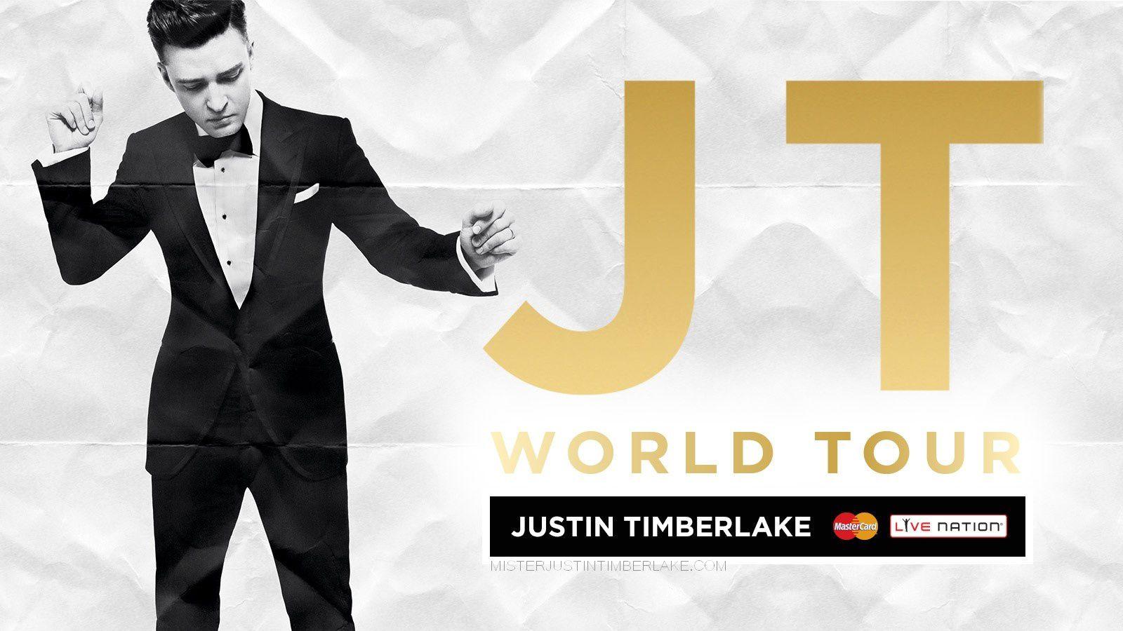 Le 20/20 Experience world tour passera par la Nouvelle-Zélande