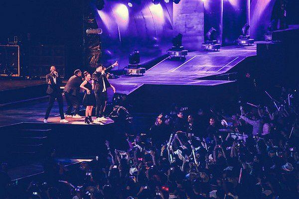 Justin Timberlake au festival Rock In Lisboa: le concert en entier