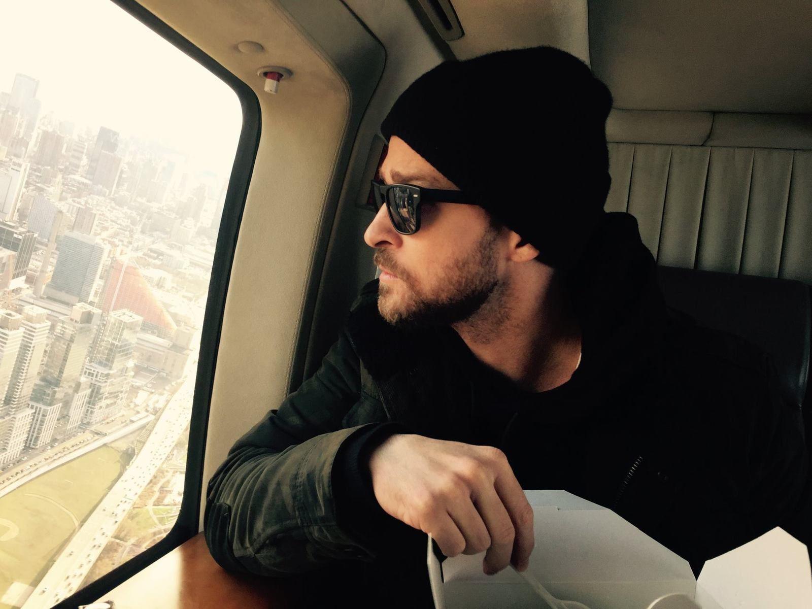 Vidéos: The 20/20 World Tour à Brooklyn et une balade en hélicoptère