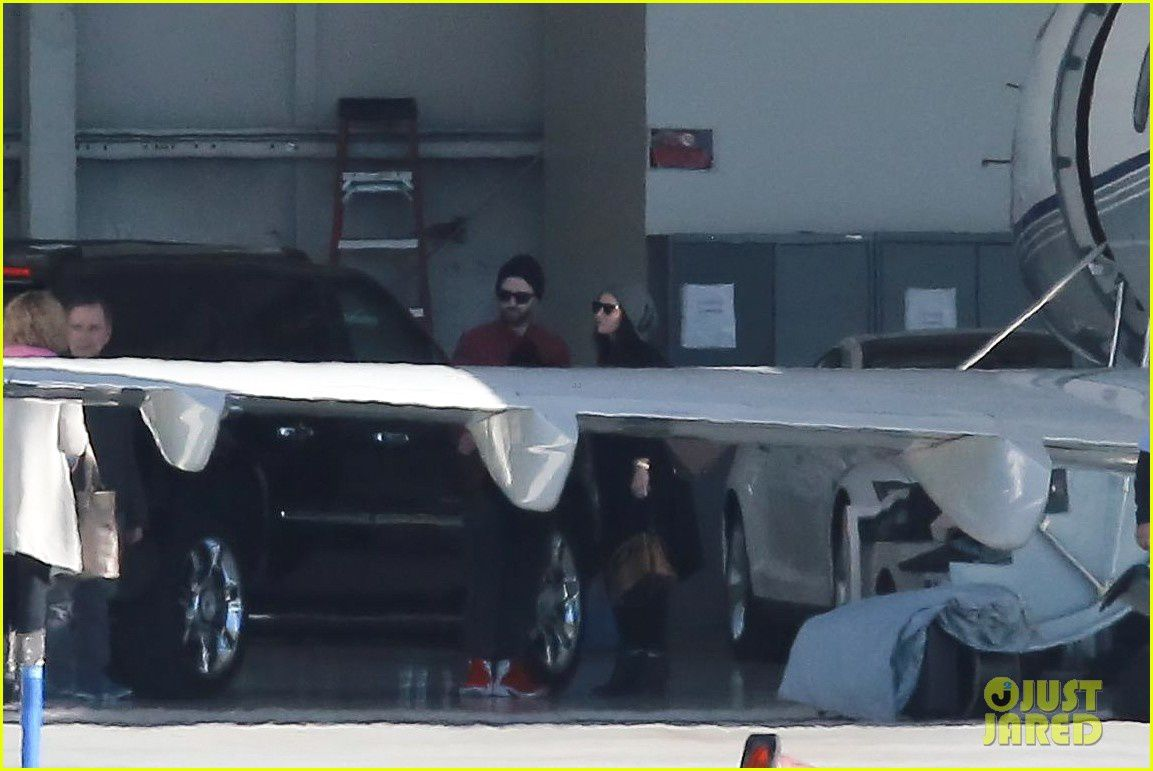 Photos: Justin et Jessica en Californie (28/12/14)