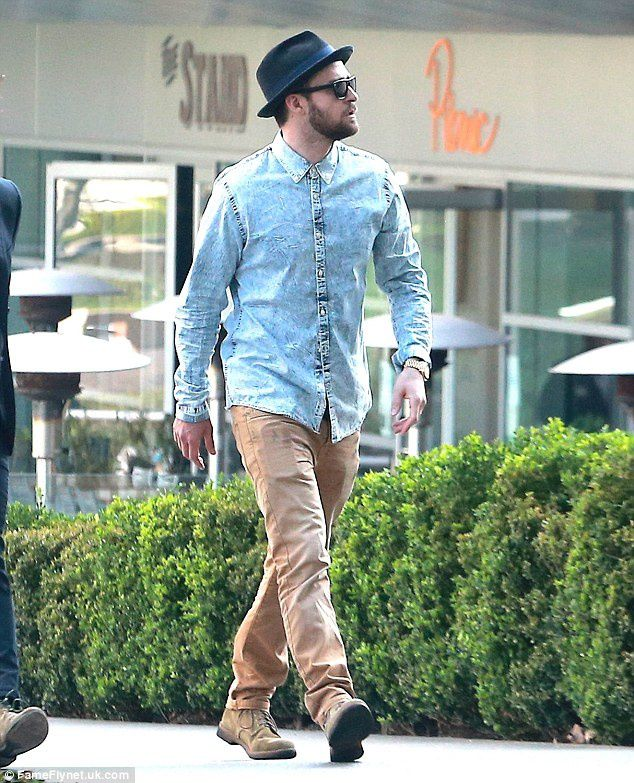 Photos: Justin Timberlake à Los Angeles  (5/2/15)
