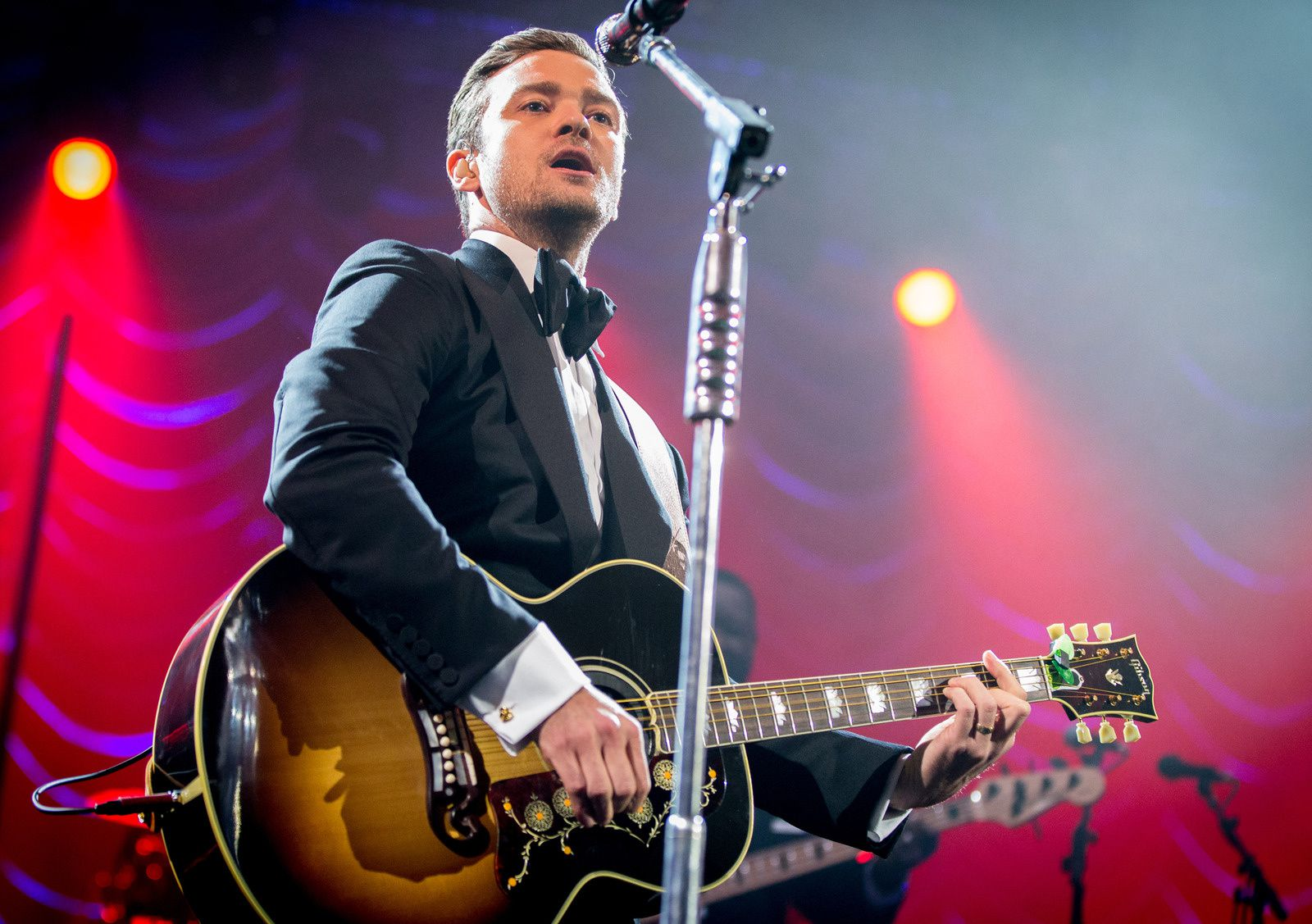 Gagnez une guitare dédicacée de Justin Timberlake!