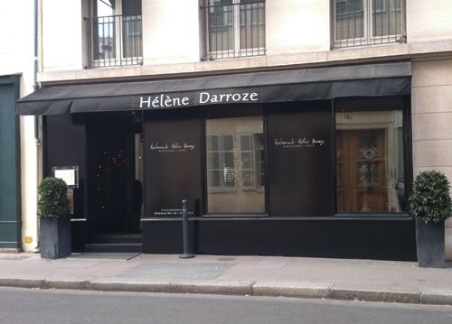 H l ne darroze paris le sud ouest entre tradition et modernit cookmyworld chroniques d - Restaurant helene darroze paris ...