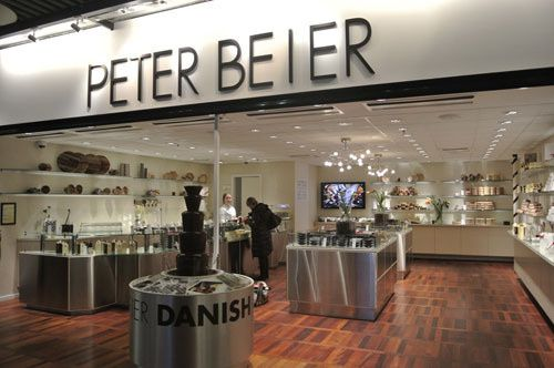 Boutique Peter Beier - Aéroport de Copenhague (Terminal 2)
