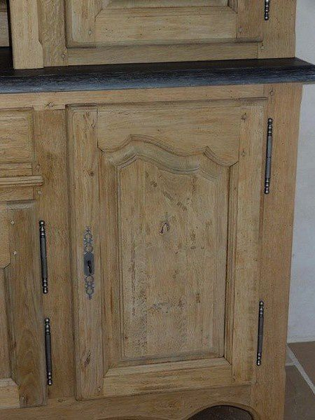 des mod les de meuble rustique en ch ne changement de finition peint patin ou c rus orsay. Black Bedroom Furniture Sets. Home Design Ideas