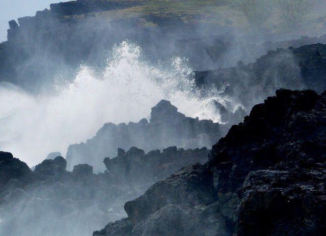 La Réunion 16 : la houle rugissante