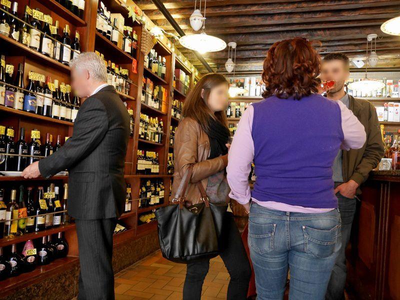 VENISE 20 : La cantine del vino Schiavi