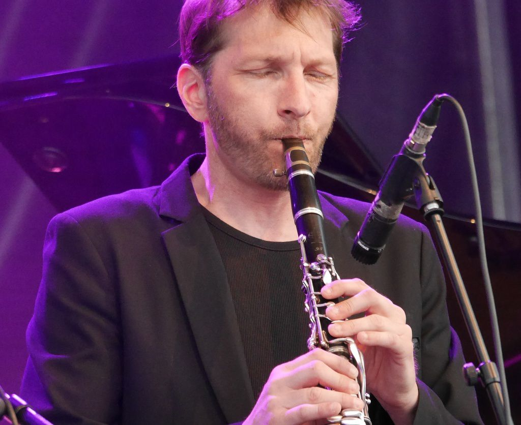 Eric LUTER à Jazz in PORNIC