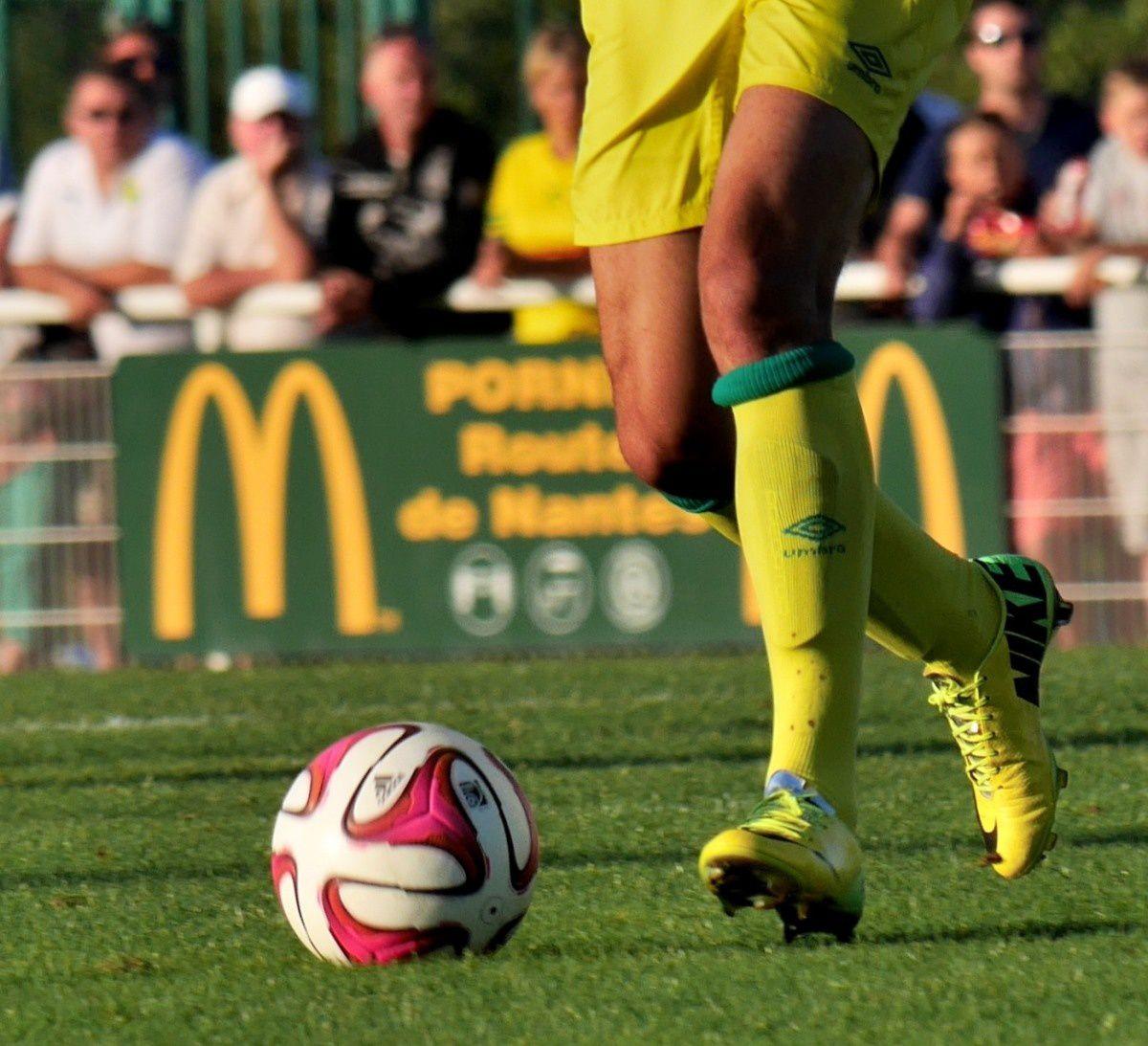 PORNIC : le match Nantes-Brest (06 fin)