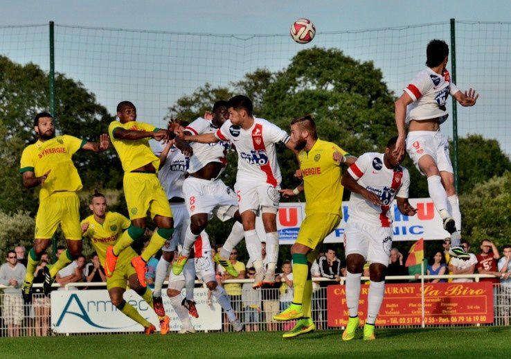 PORNIC : le match Nantes-Rennes (04)