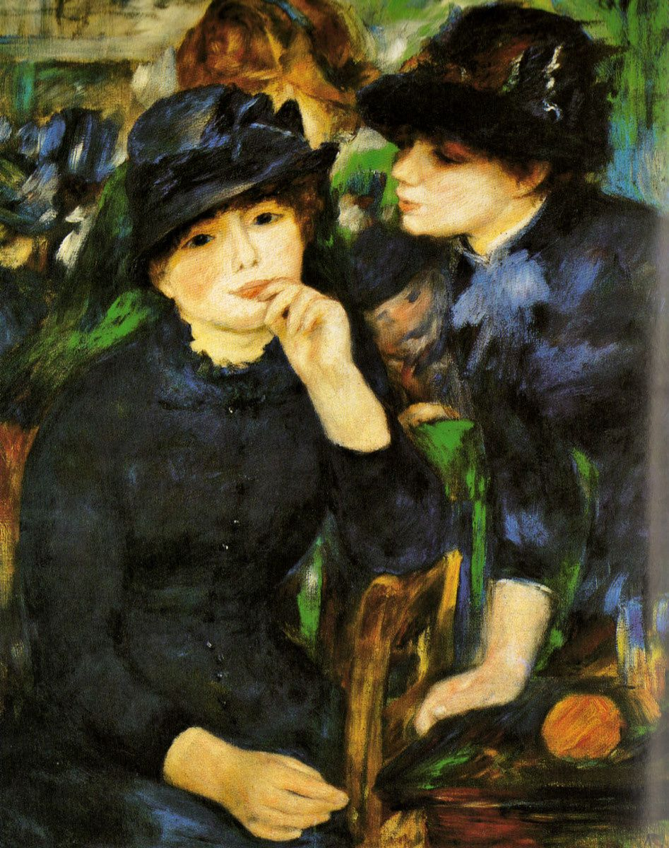 On a tué Renoir !...