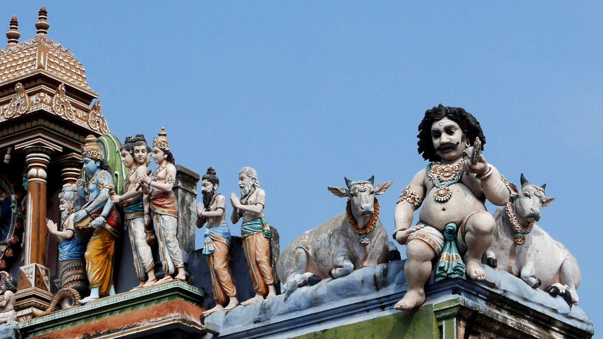 INDE du SUD (12) : la danse cosmique de Shiva