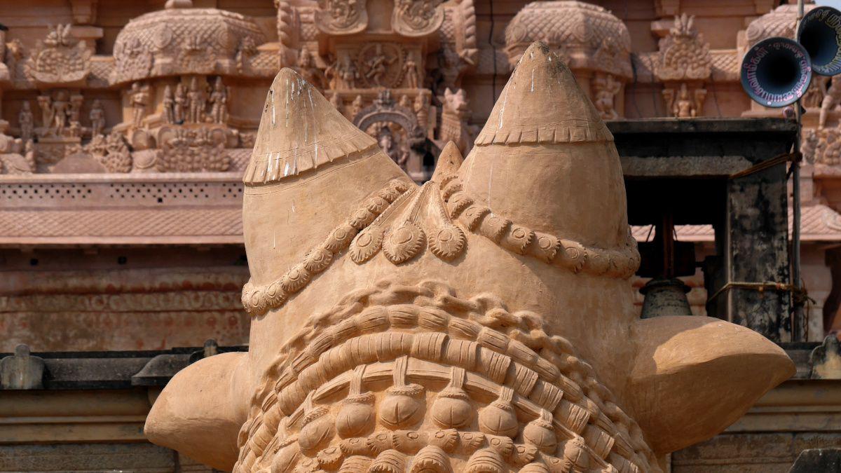 INDE du SUD (14) : Gangaikondacholapuram(01)