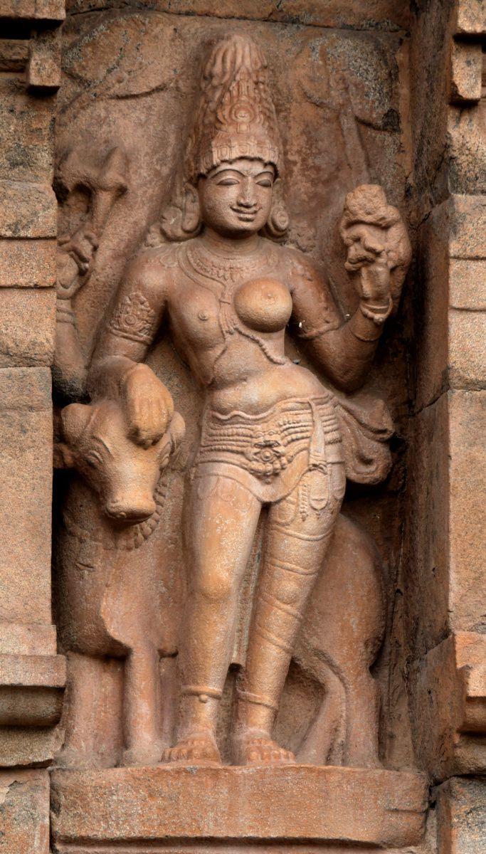 INDE du SUD (15) : Gangaikondacholapuram (02)