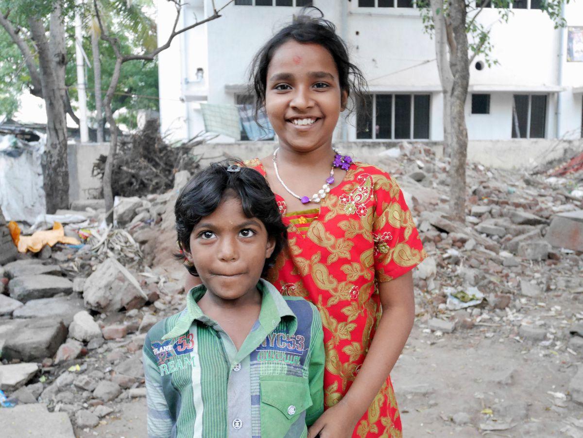 INDE du SUD interruptus (30) : enfants de Madurai