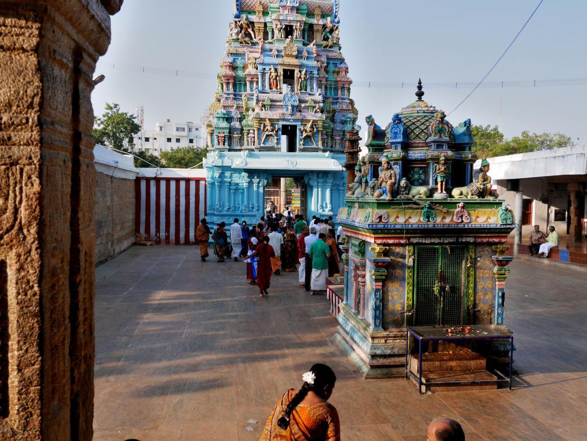 INDE du SUD interruptus (31) : au temple