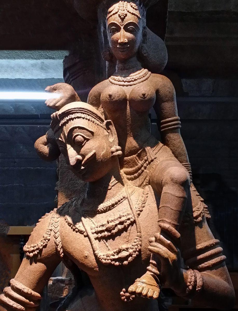 INDE du SUD interruptus (34) : Meenakshi