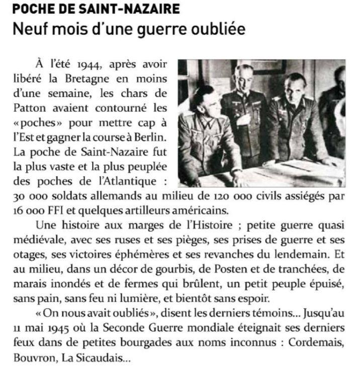 Michel GAUTIER : POCHE de ST-NAZAIRE