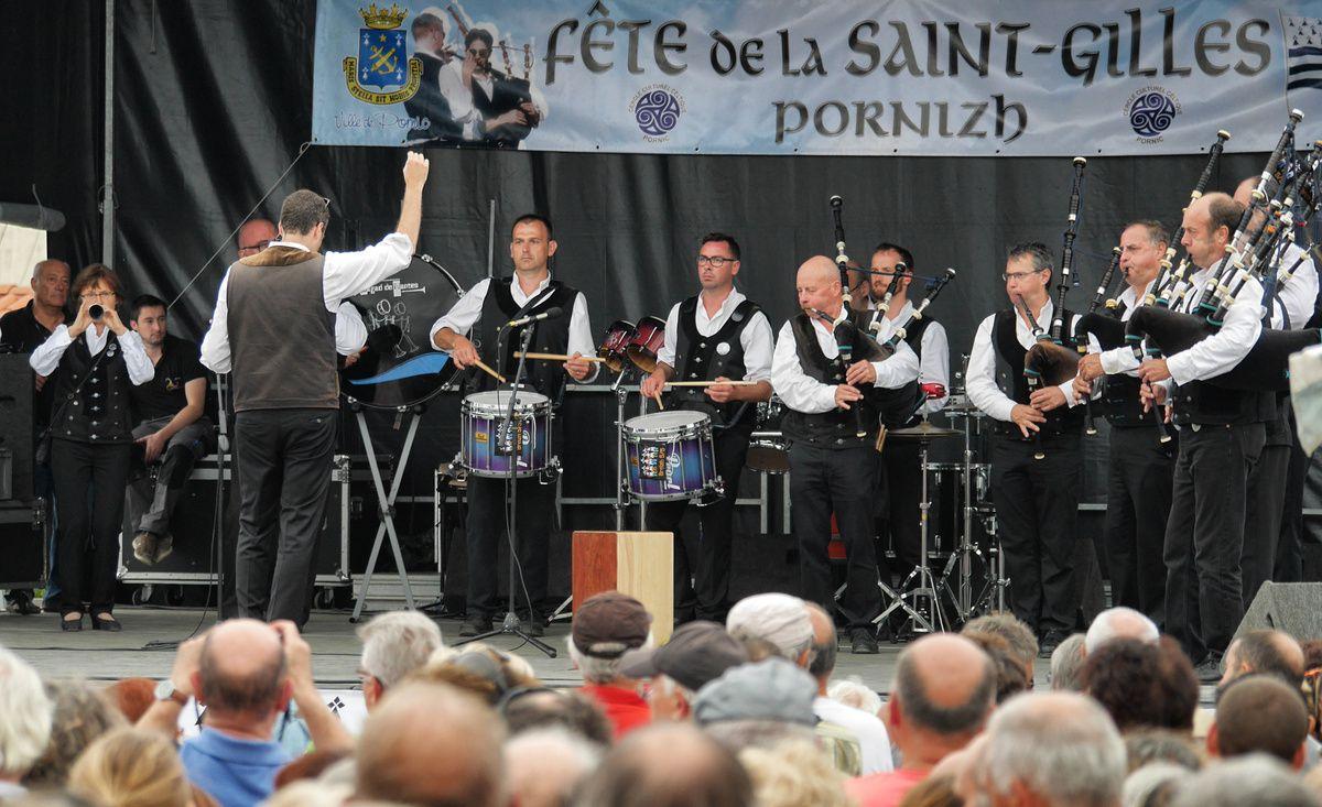 Fête de la St-Gilles à Pornic