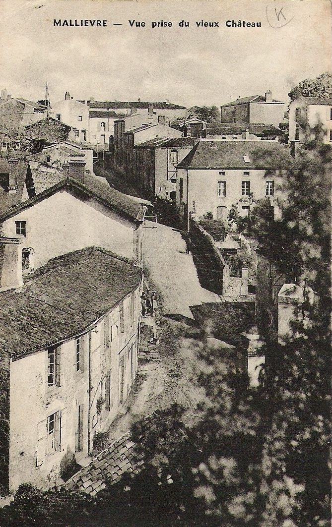 Mallièvre old time