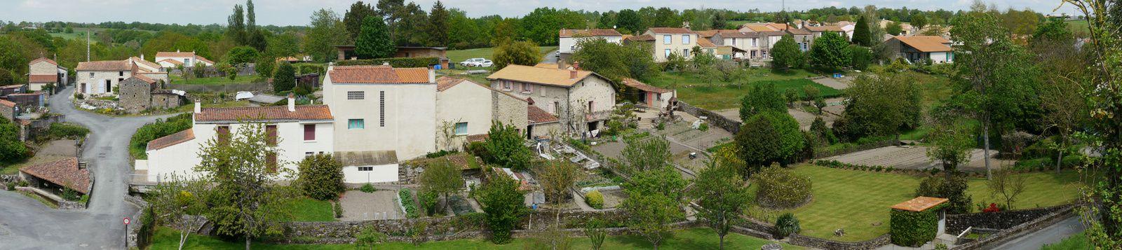 Mallièvre, la plus petite commune de Vendée