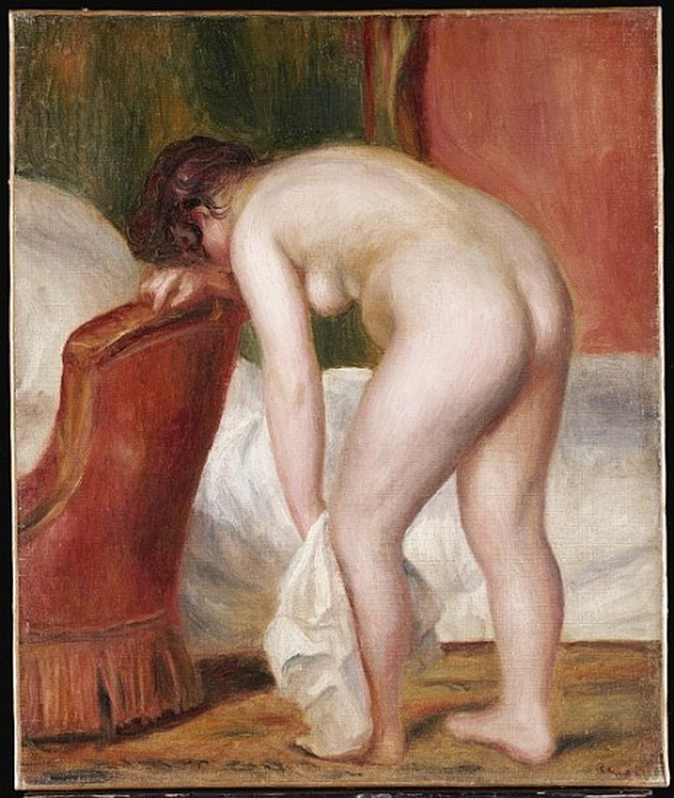 Renoir et les &quot&#x3B;vraies&quot&#x3B; femmes