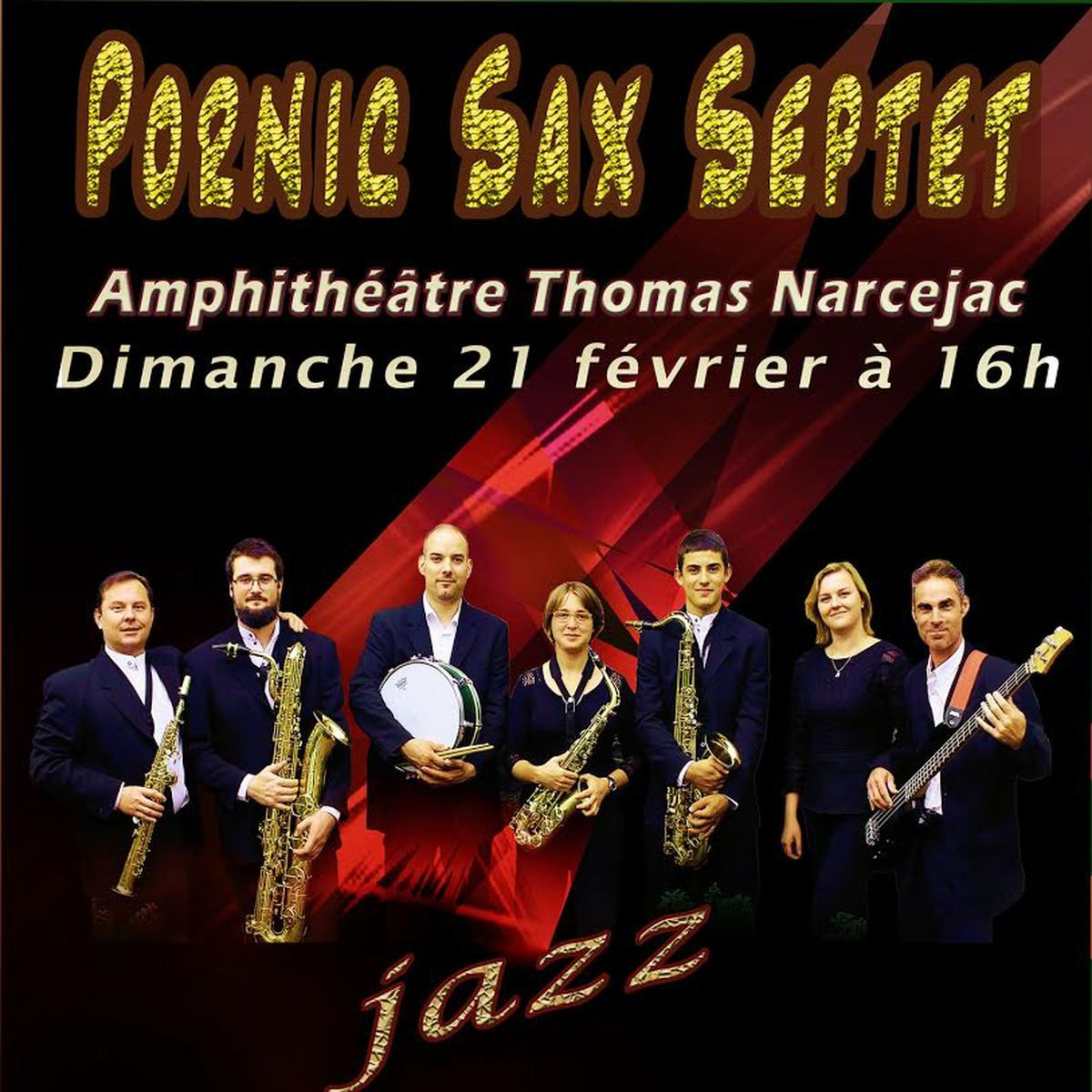 spectacle ACAP : Slava aime le jazz