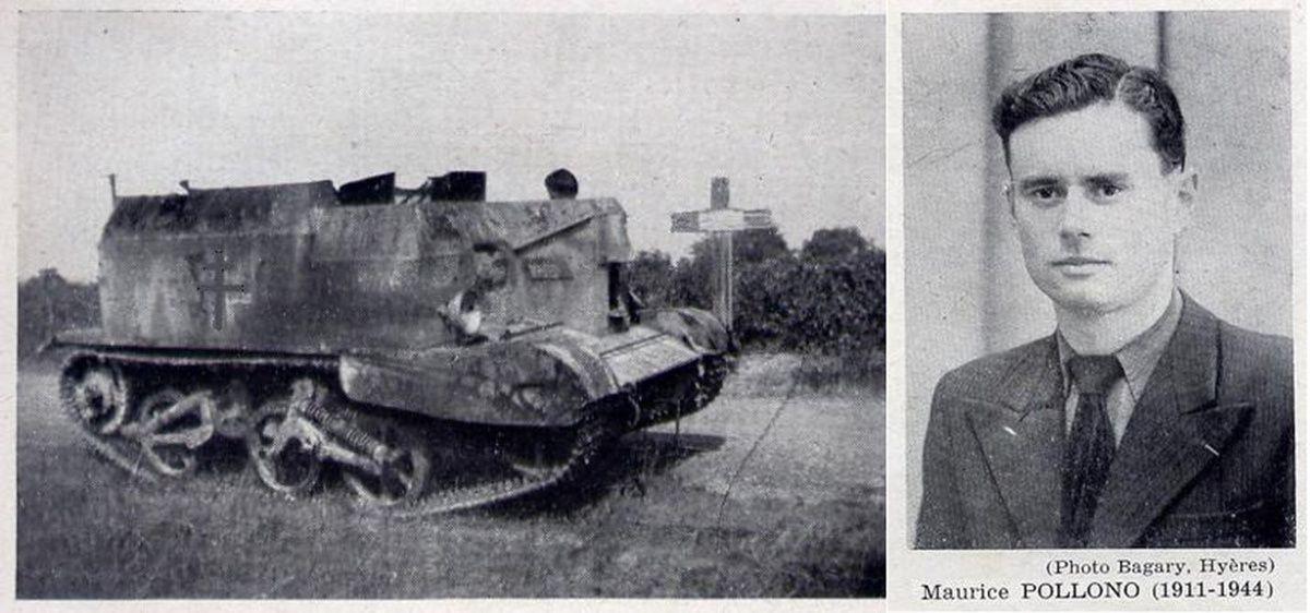21 décembre 1944, la Sicaudais...