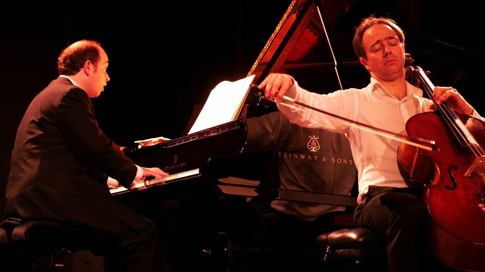 Concertino Brahms et Schubert avec Dumont et Demarquette