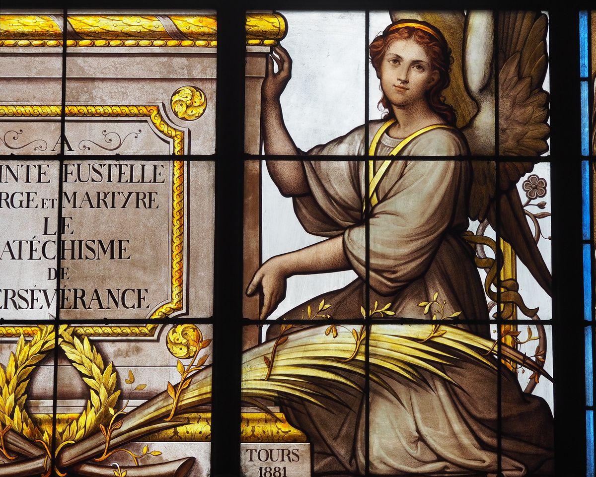 LA ROCHELLE : la cathédrale (04)