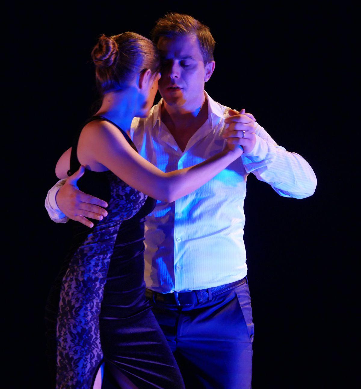 Tango Nuevo en concert