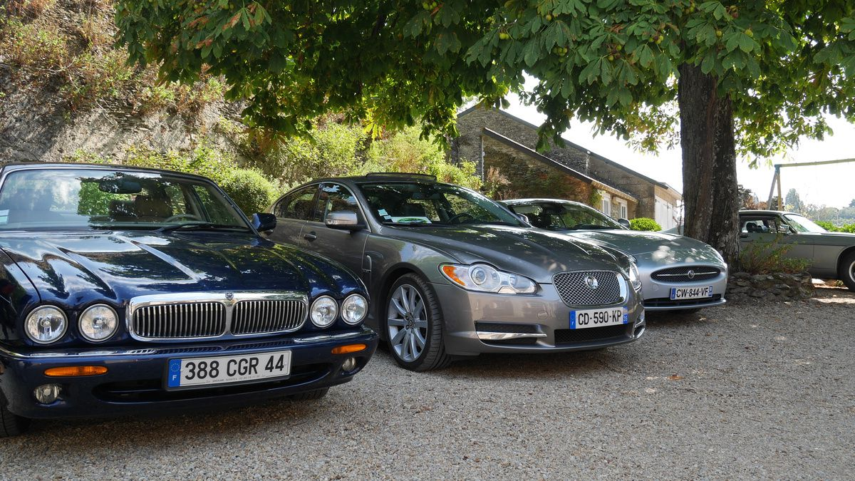 JEC : JAGUAR ENTHUSIAST'S CLUB