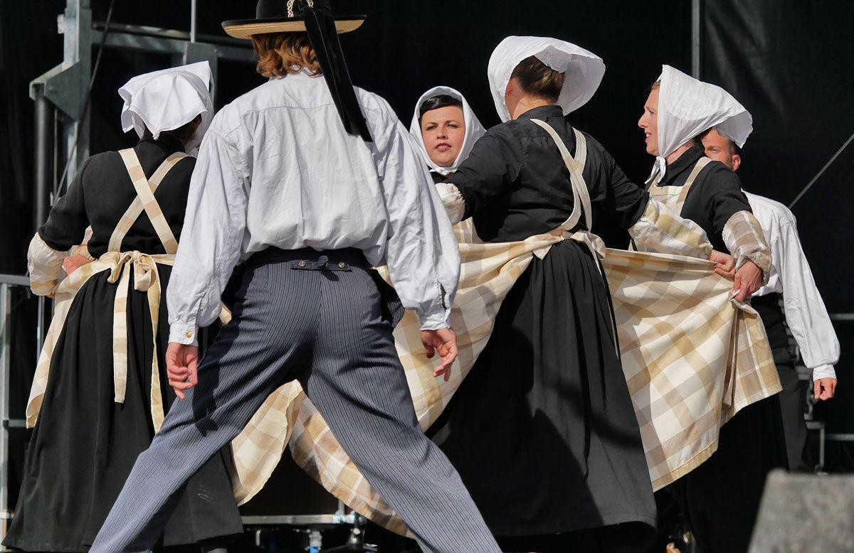 La fête celtique de la Saint-Gilles
