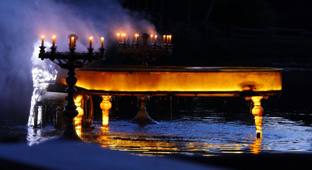 Puy du Fou : les orgues de feu