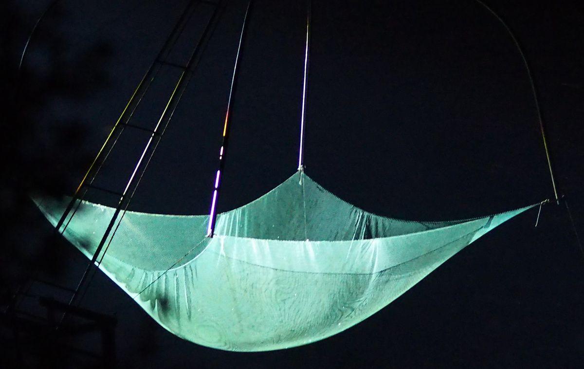 La nuit des pêcheries