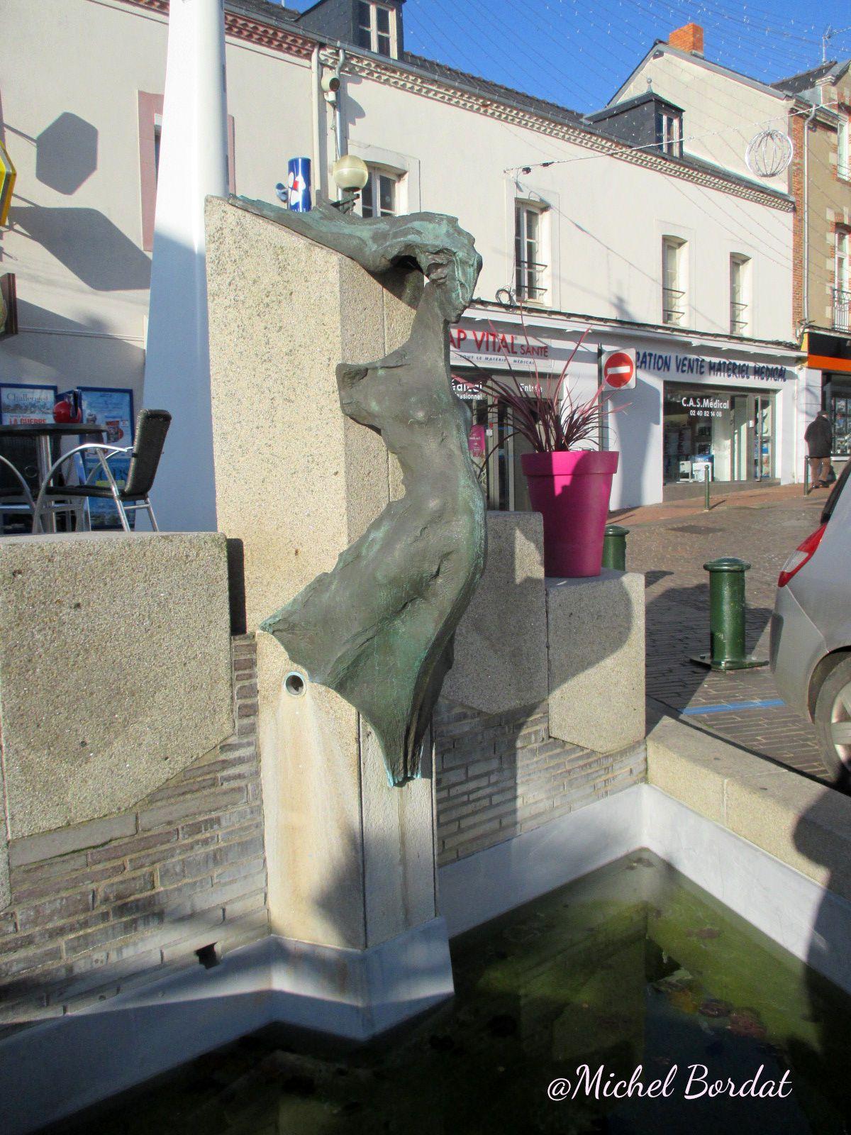 Chronique de Michel Bordat : Histoire d'eau, convivialité autour de la fontaine Sainte-Anne