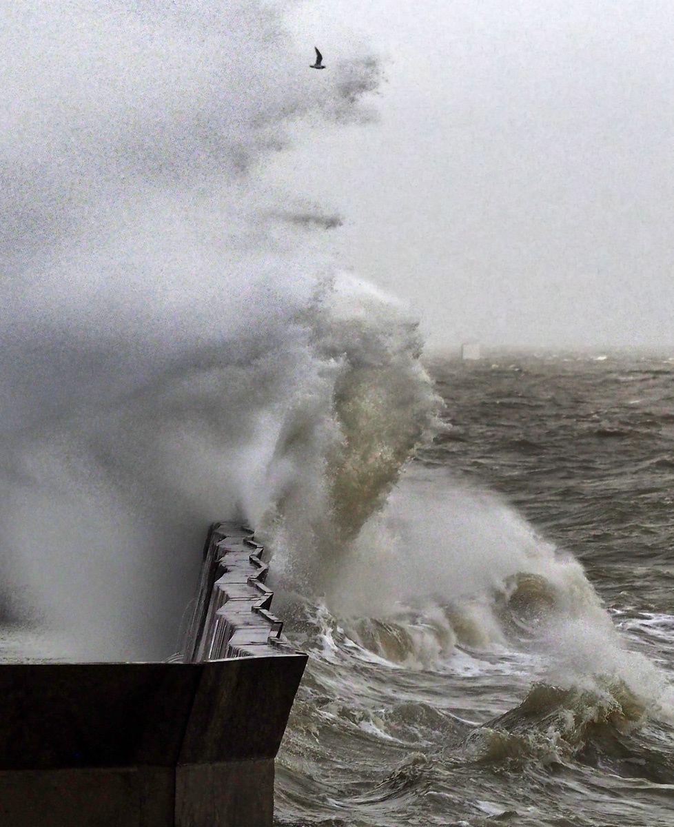 vision artistique de la tempête