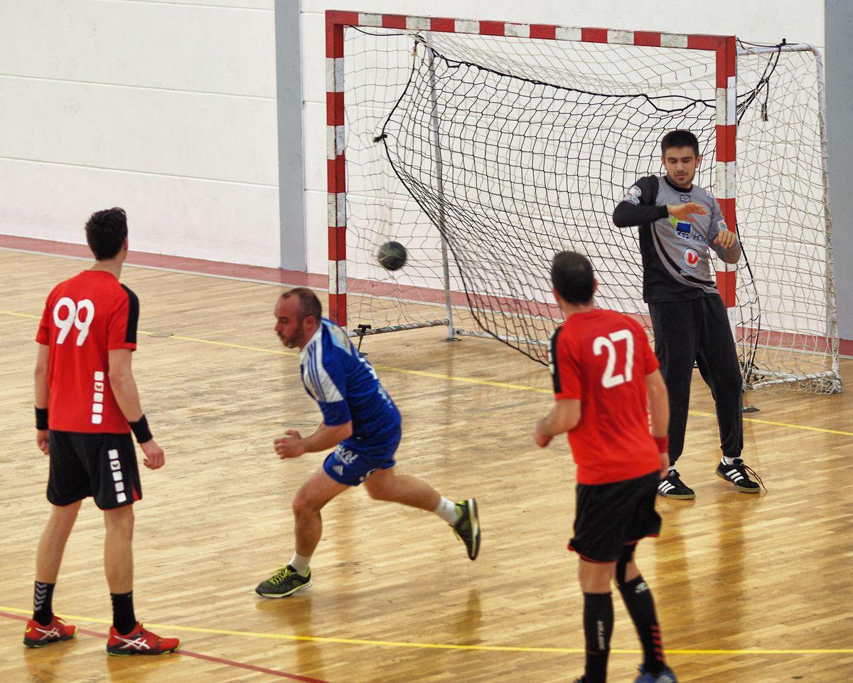 handball à Pornic