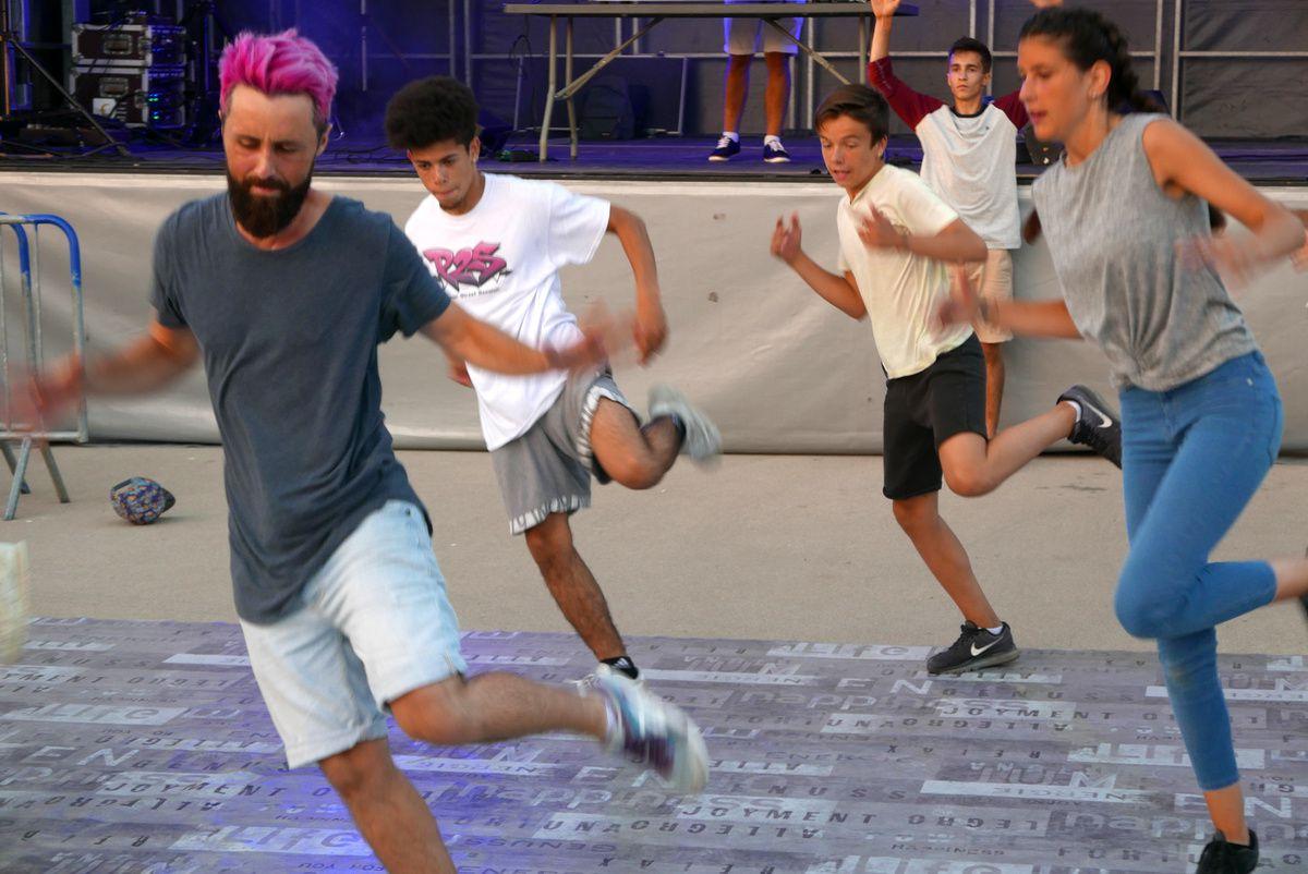 festival MOUV'IN dance in Pornic