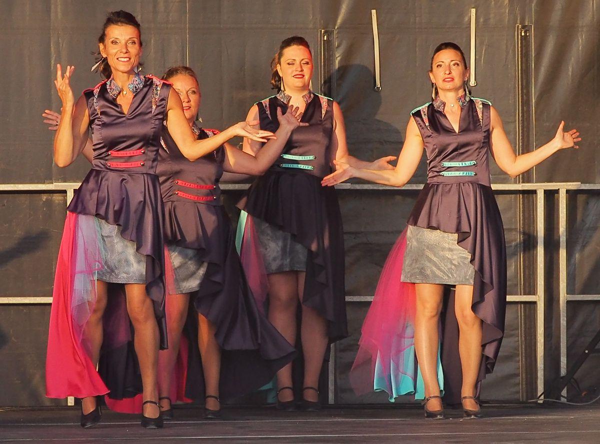 Folly Dance de Chauvé à Mouv'in Pornic