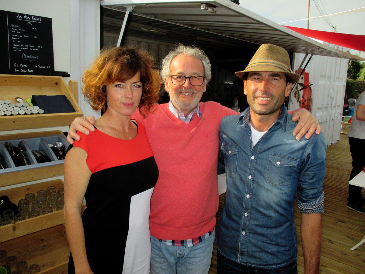 Avec Alain et Markus, le Papagayo était un haut lieu de bonheur