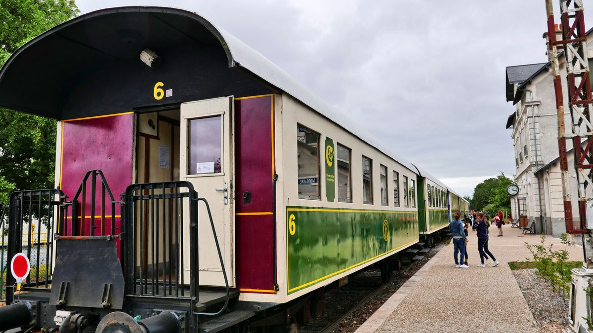 le petit train de la Vendée