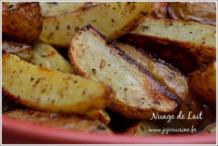 Pommes de Terre à la Grecque ou Crêtoise (Greek Patates sto fourno)
