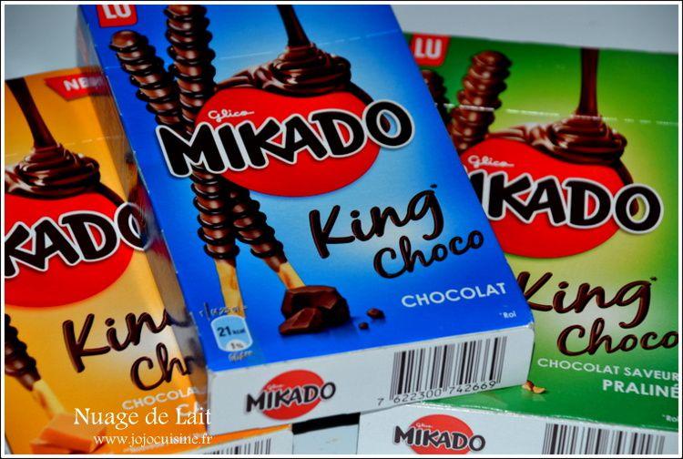 Mikado King Choco 2 x + de Chocolat (jeu/concours inside)