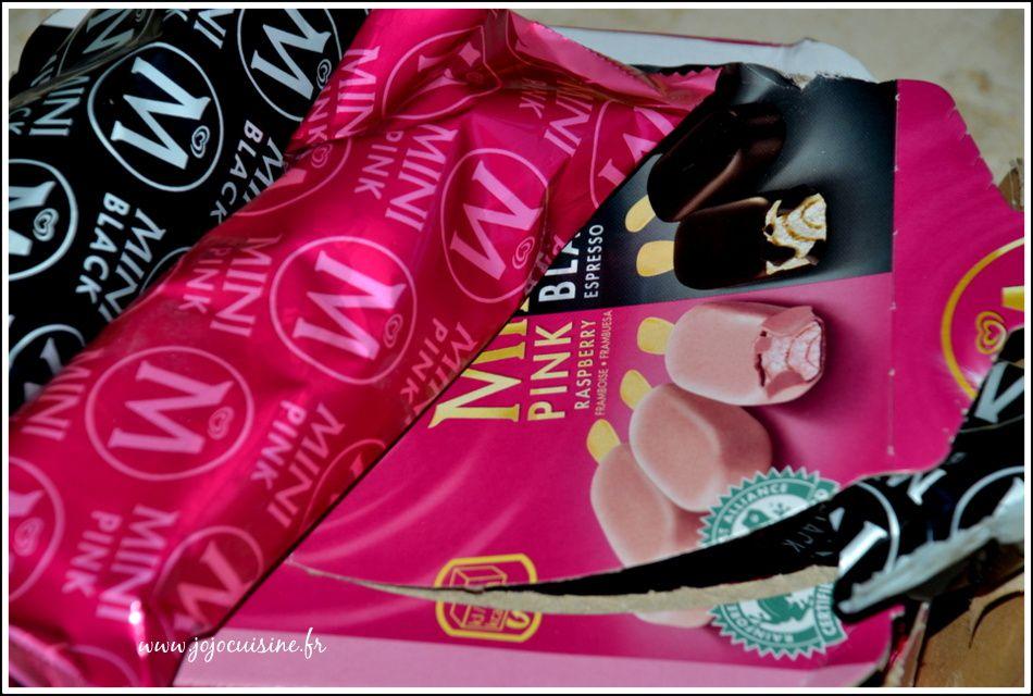 Nouveauté Magnum Pink &amp&#x3B; Black (bons d'achats à gagner)